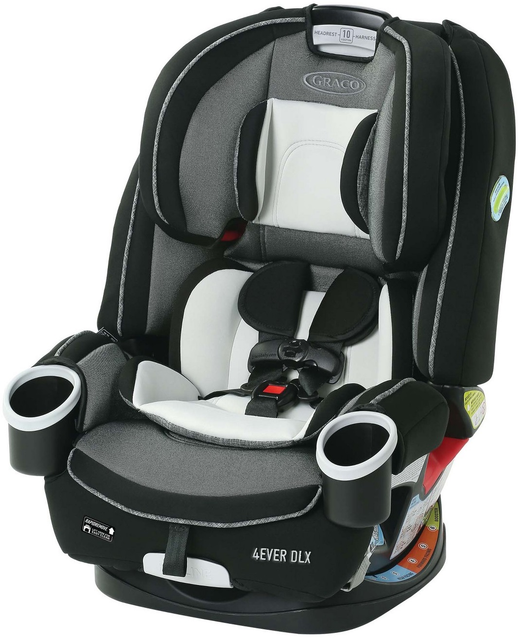 Graco 4ever Dlx Vs 4ever Differences Is There Any Significant